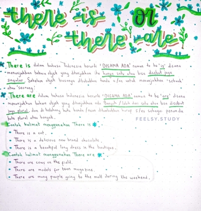 [MILDLINER] There Is or There Are - B.Ingg - kelas 7