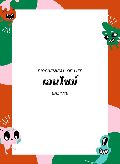 Biochemical of life (Ep : 5 Enzyme)