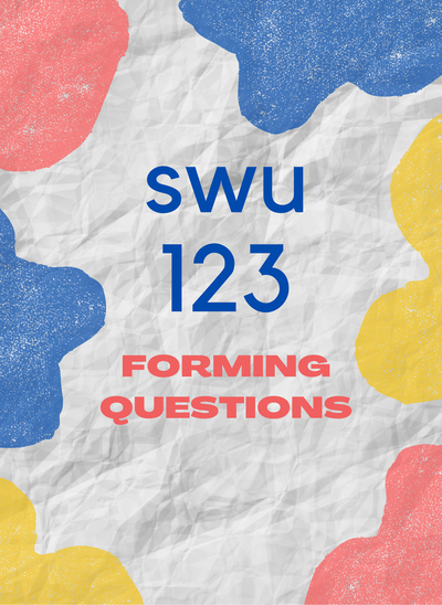 swu123 forming questions