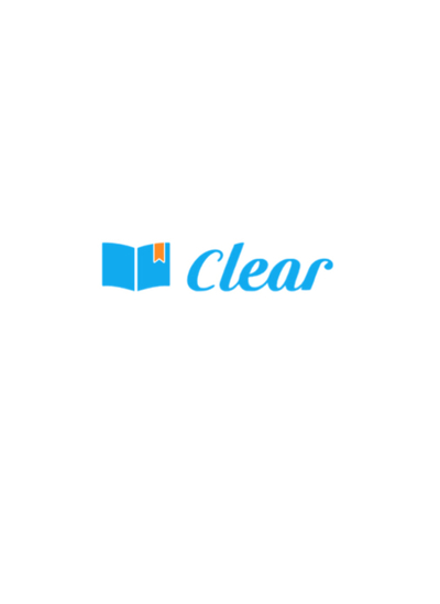 Clear~新しい機能~ 表紙