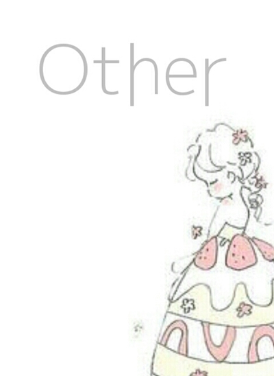 Other¦new about me🌈 表紙